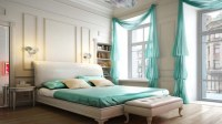 Vintage Girl Bedroom Ideas Aqua Blue Bedroom, turkish home ...