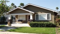 California Craftsman Bungalow Style Homes Old-Style ...