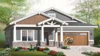 Craftsman Cottage Style House Plans Craftsman House Plans ...
