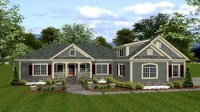 Craftsman House Plans with 3 Car Garage Craftsman Cottage ...