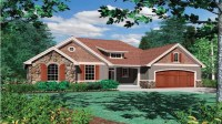 House Plans with Vaulted Great Rooms House Plans with ...