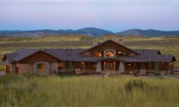 Craftsman Style House Floor Plans Lodge Style Home Plans ...