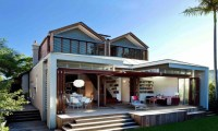 Space-Efficient House Plans Efficient Beach House Designs ...