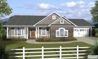 Ranch House Plans with Attached Garage Ranch House Plans ...