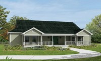 Ranch House Plans with Front Porch Ranch House Plans with ...