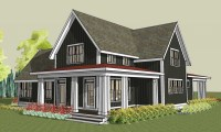 Farmhouse House Plans with Porches Farmhouse House Plans ...