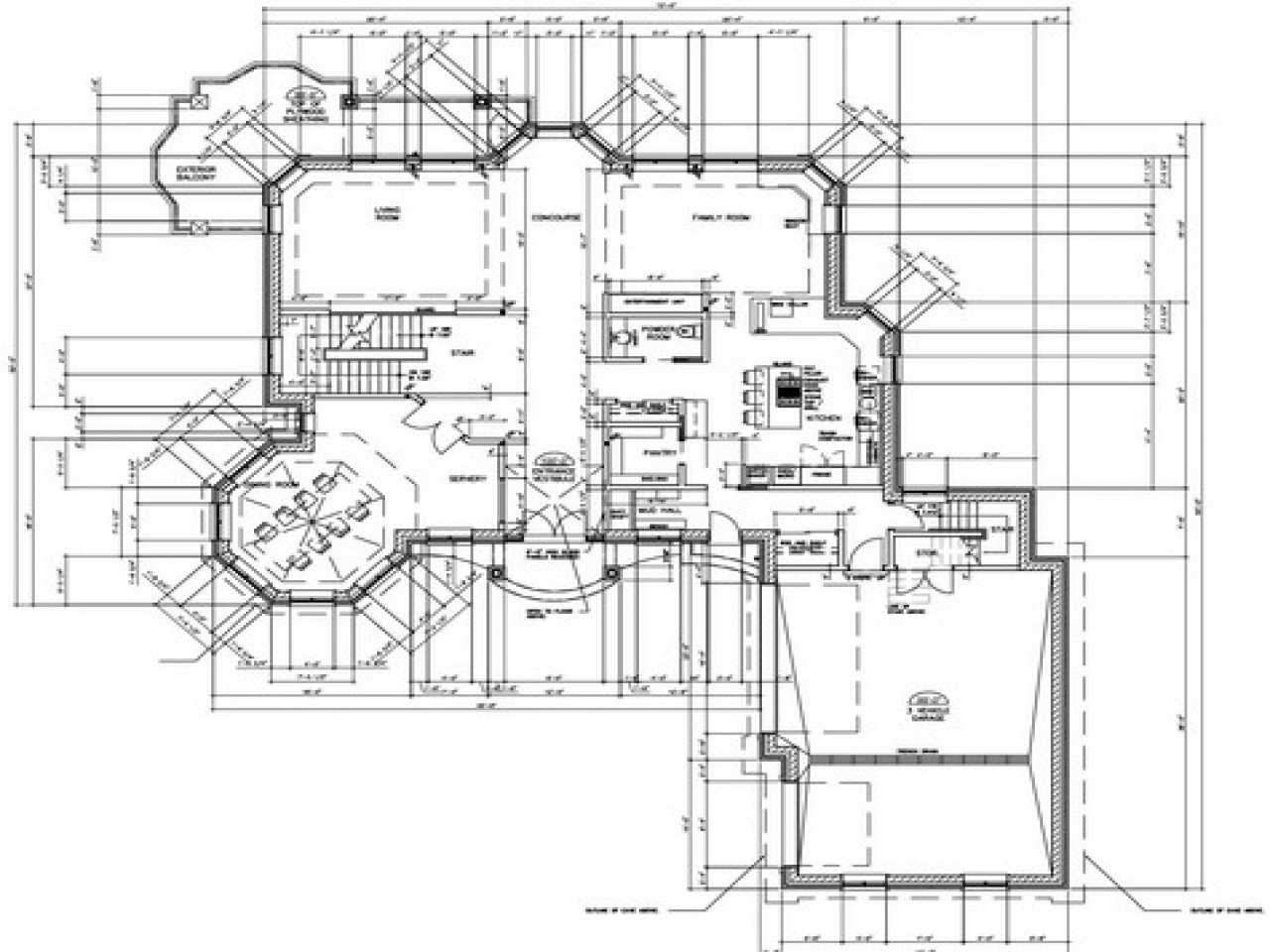 commercial electrical drawings