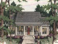Country Colonial House Plans Cabin House Plans with ...