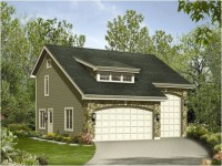 RV Garage with Apartment Plans RV Garage with Guest ...