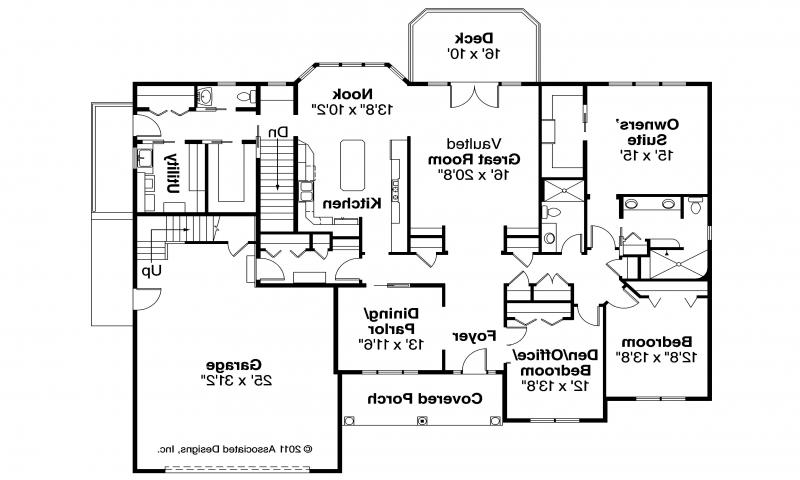 3 bedroom house electrical plan