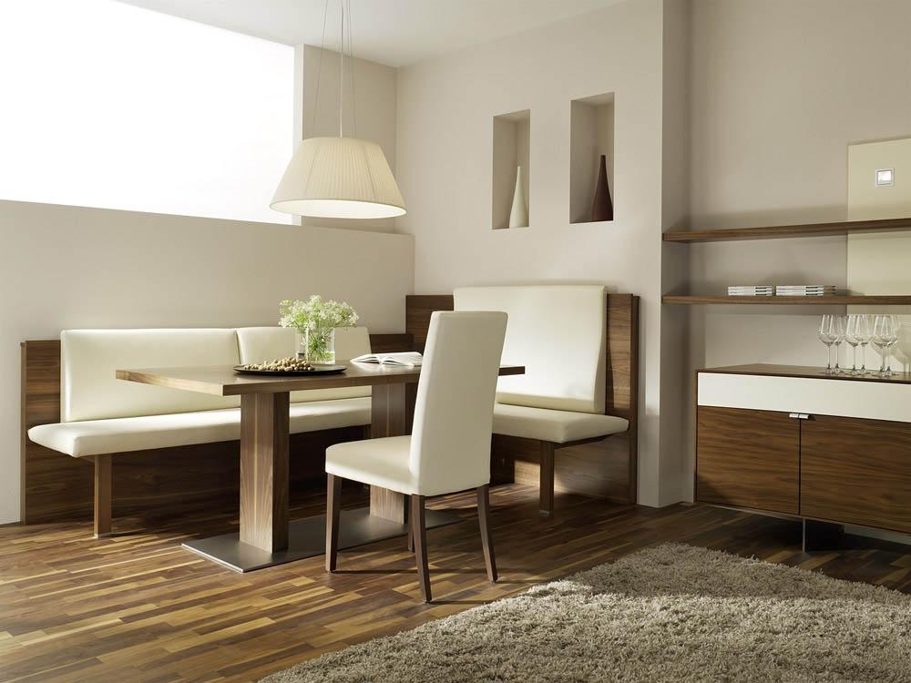 esszimmer ideen mit eckbank esszimmer mit bank einrichten - design, Modern Dekoo