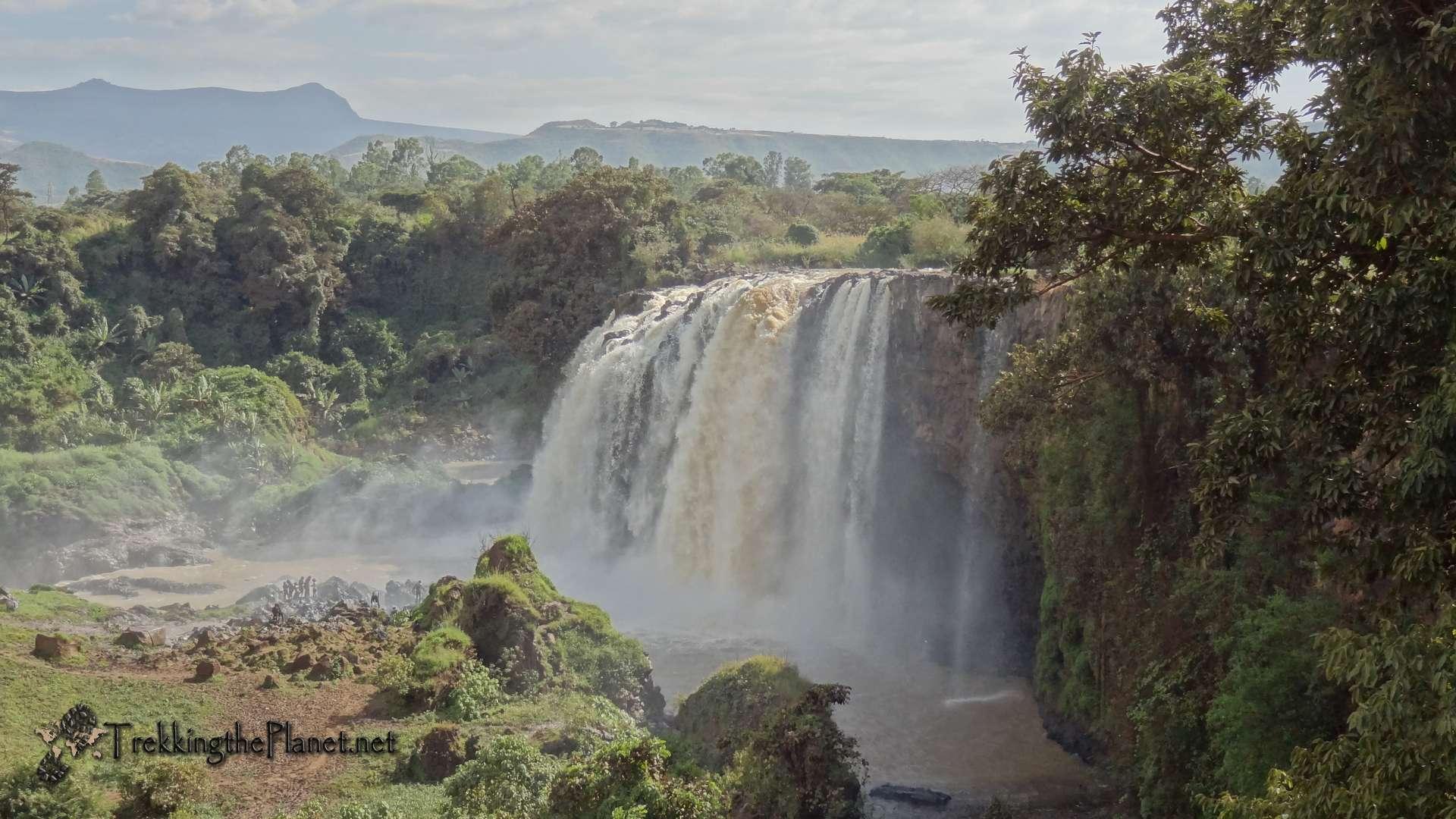 Blue Nile Falls Wallpaper Trekking The Planet Wallpaper Series 8 Trekking The Planet