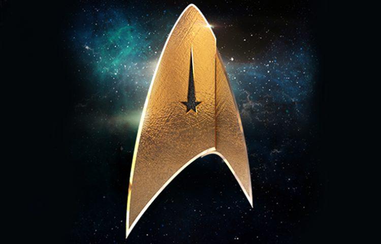 The Star Trek Discovery Logo Gets An Update TREKNEWSNET