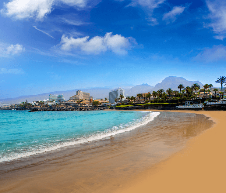 Tenerife holiday from Belfast