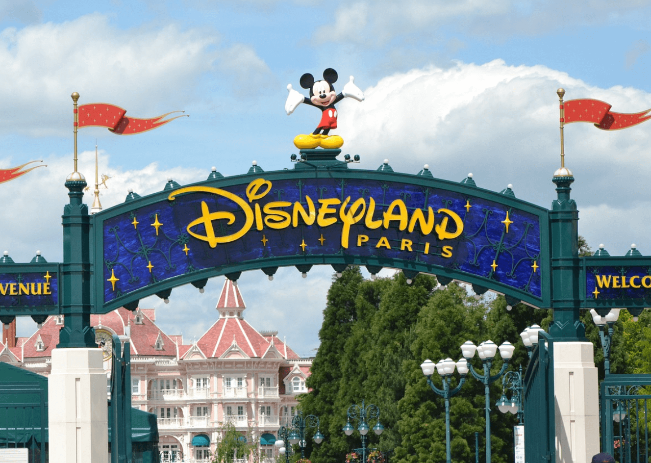 Disneyland Paris £169pp