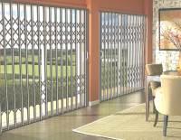 Sliding Security Gate - S09 Aluminium Security Door ...