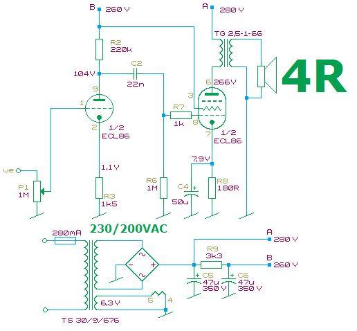 4Wat 4Om ECL lub PCL 86 82 itpjpg (516×478) Elektronika - 90 day plan template