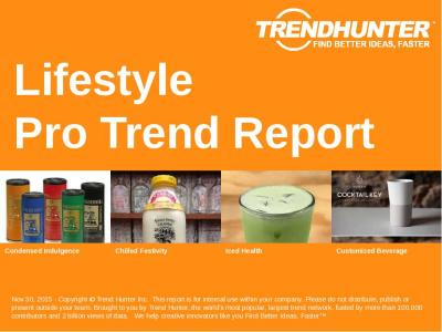 Lifestyle Trend Report & Custom Lifestyle Market Research