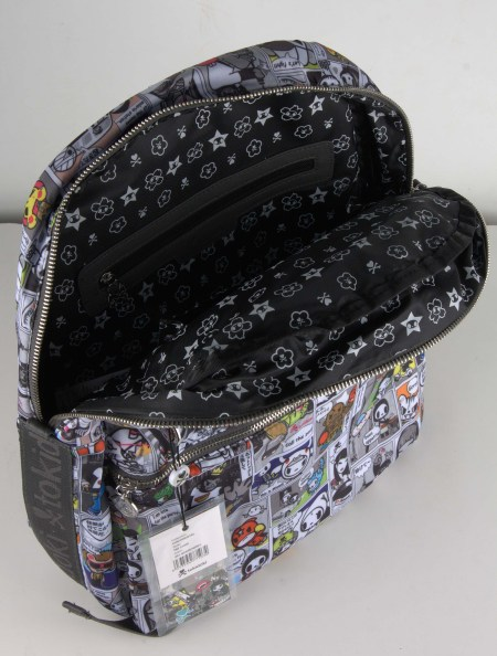 Yak Pak Notes Backpack