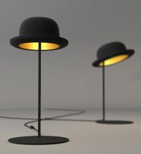 Unusual Table Lamps   Modern Diy Art Designs