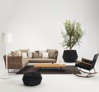 Modular Patio Furniture by Kettal - new Bitta weatherproof ...