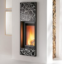 Wood-burning fireplaces - modern fireplace ideas by ...