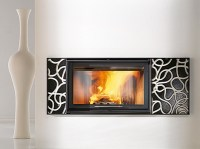 Modern wood-burning fireplaces by Montegrappa | Designer Homes