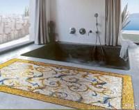Mosaic Tile Carpet by Sicis