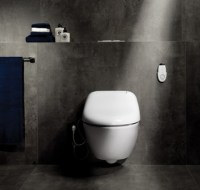 Wall Mount Washlet Toilet by Toto - new modern Giovannoni ...