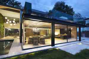 Glass And Steel House Plans