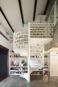 Chic Industrial Loft Design Idea Showcases Original ...