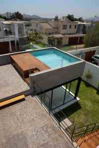 House With Rooftop Pool | Modern House Designs