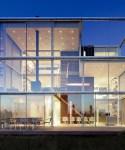 Huge Glass House