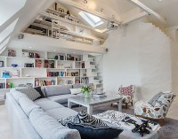 modern country small flats | Interior Design Ideas