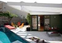 Small Backyard Design with Pool: Idea by Bestor