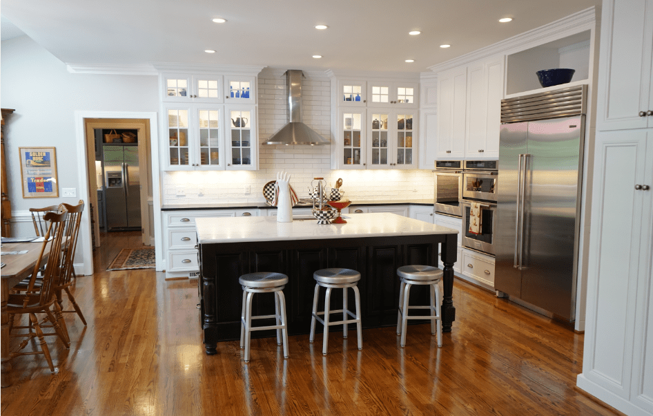 The Heart of the Home – Kitchen Remodel