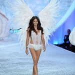 Adriana Lima - Snow Angels