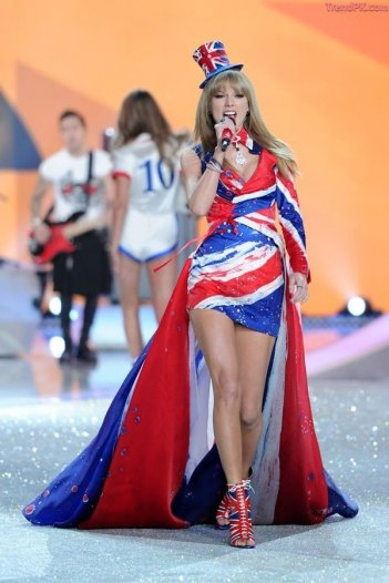 Taylor Swift - British Invasion
