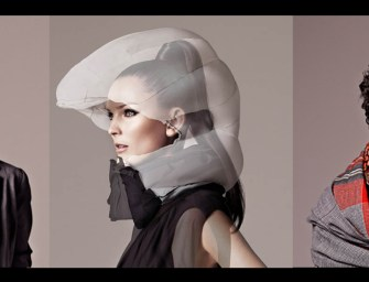 Swedish Design Duo Invented an 'Invisible Helmet' For Cyclists