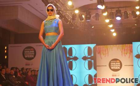 Nitya Bajaj Jabong Online Fashion Week 5