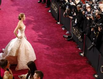 Red Carpet Showdown : The Best-Dressed at the 2015 Oscars