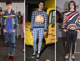 Britain's Top Photographer Inspires House of Holland's First Menswear Collection