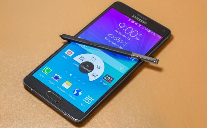Galaxy Note 4 1