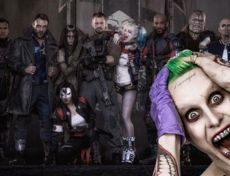 Say Hello to Our Favourite Villains in the New Suicide Squad Trailer