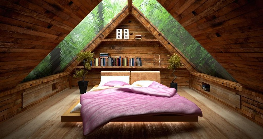 5 Things To Remember Before Turning Your Old Attic Into A