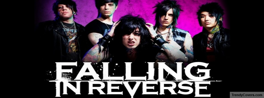 Falling In Reverse Wallpaper Iphone Falling In Reverse Facebook Cover Trendycovers Com