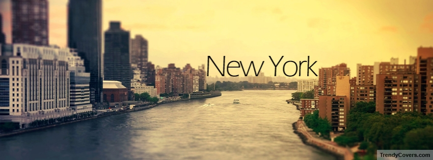 Cute Trendy Wallpapers Qotes New York City Facebook Cover Trendycovers Com