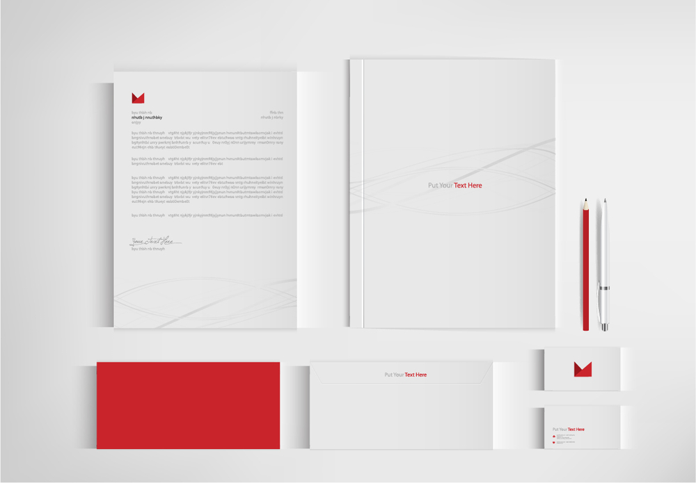 Importance of Brochure and Stationery Design for Business - Trendy