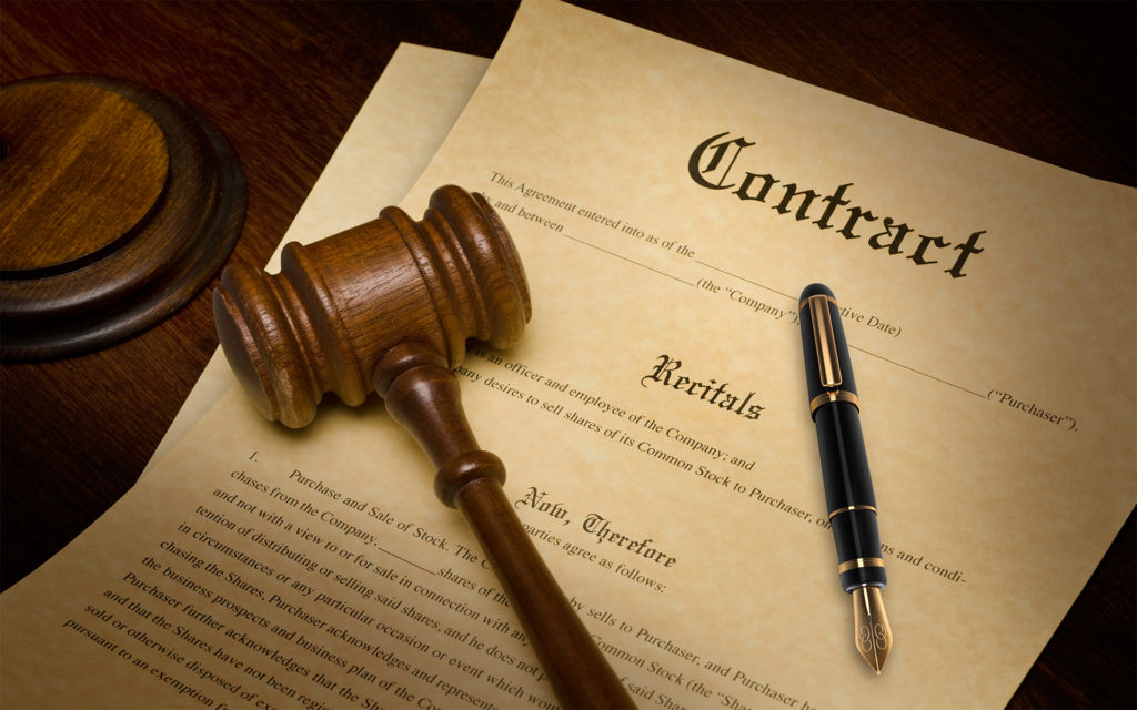 Understanding Legal Contract Fundamentals - Trendy Crunch - legal contract