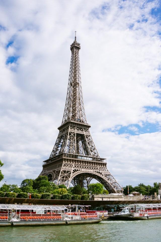 Paris en Bateau Mouche-28